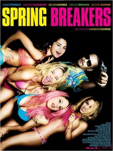 Affiche Spring Breakers