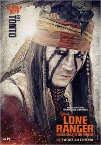 Affiche Johnny Depp