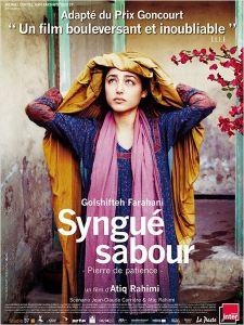 Affiche Syngué Sabour