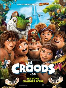 Affiche Croods