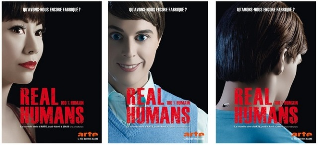 Real Humans affiche