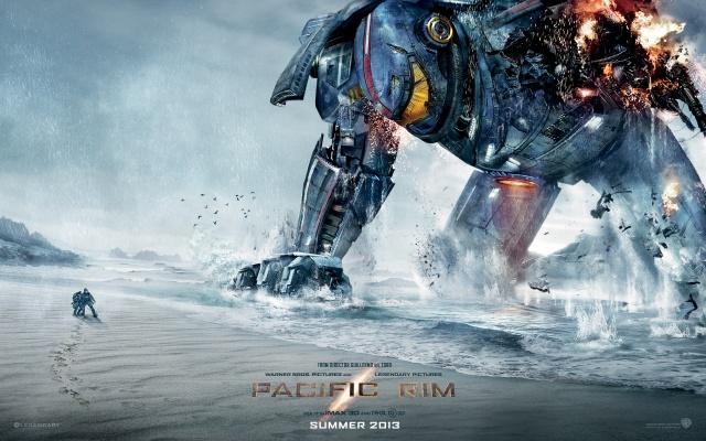 Pacific Rim affiche 2