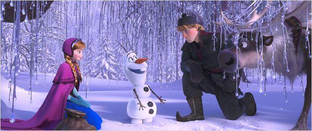 La reine des neiges 3