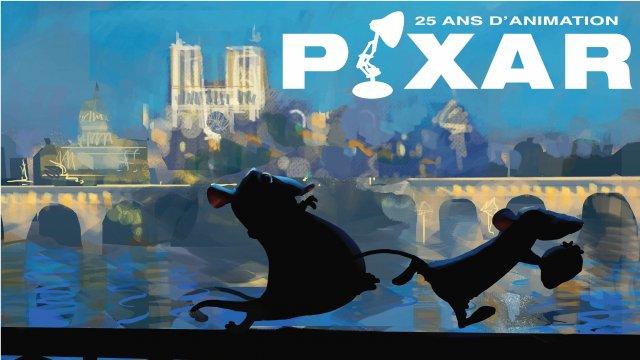 Pixar affiche