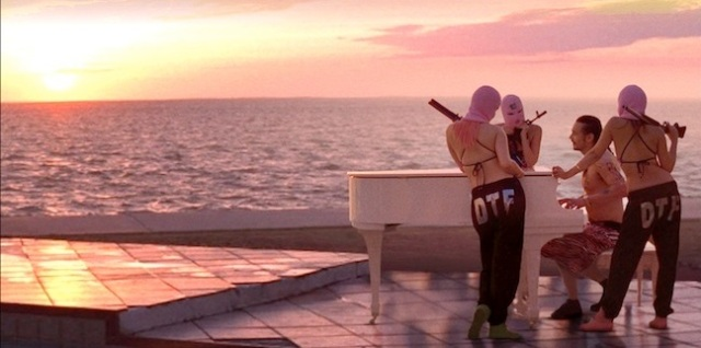 Spring Breakers piano