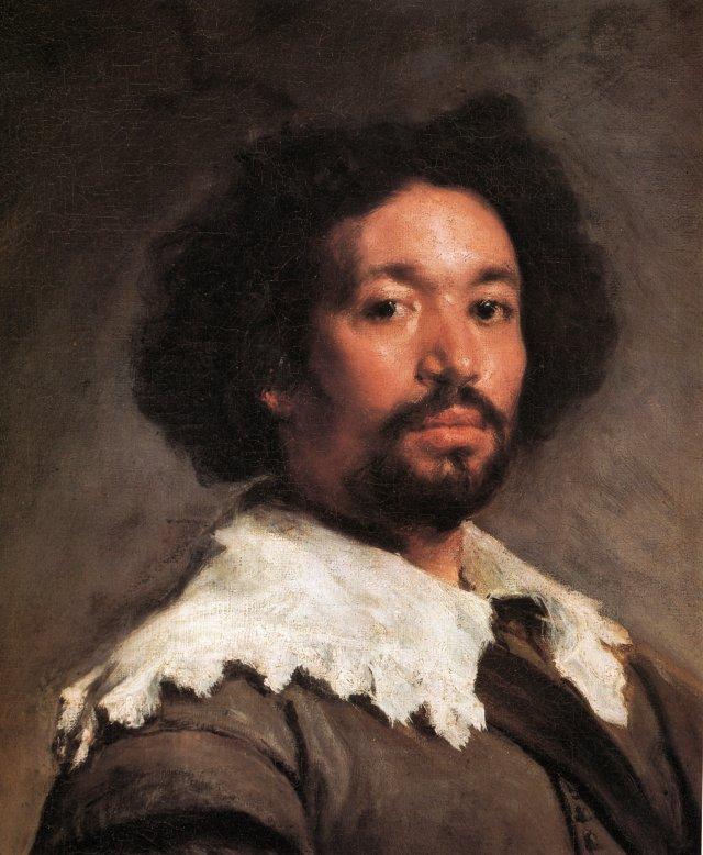 Portrait de Juan de Pareja, par Diego Velasquez