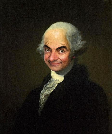 Mr Bean Washington