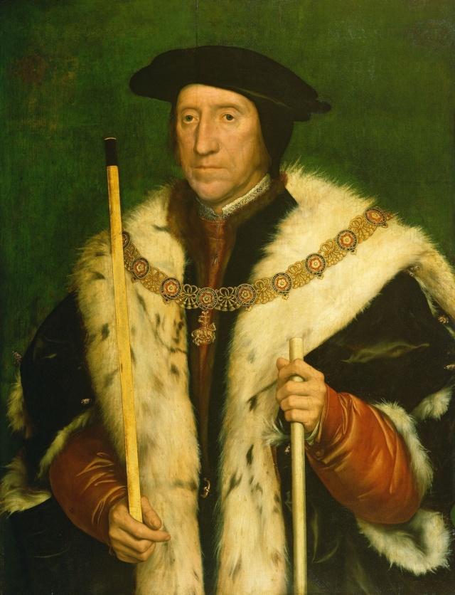 """""""Le troisième Duc de Norfolk"""" par Hans Holbein le Jeune"""